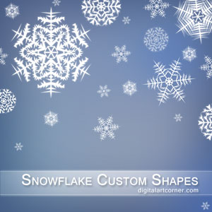 snowflake-set