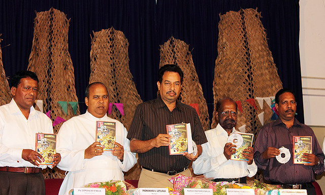 D'Pietro's new Konkani novel released