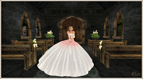 Blushing Bride Chapel