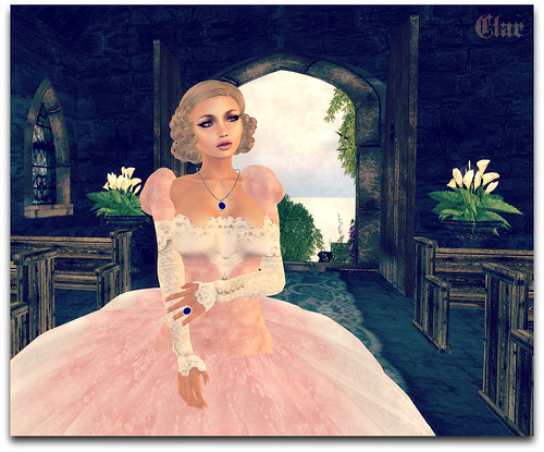 Blushing Bride Chapel Close
