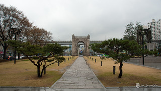 Bild av Independence Gate. gate 대한민국 독립문 서울특별시 서대문독립공원 independencegate seodaemunindependencepark
