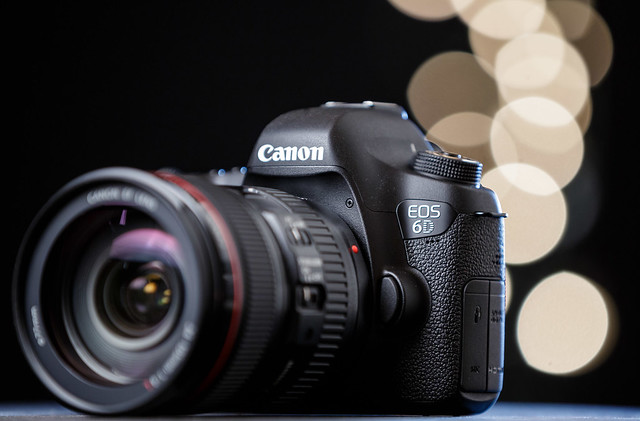 Canon 6D with 24-70mm Lens