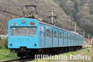 1000系車両☆スカイブルー(1001F)