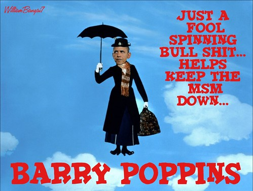 WE LOVE YOU BARRY POPPINS! by WilliamBanzai7/Colonel Flick