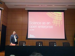 Science as an open entrerprise