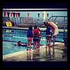 Safety Day at #swimminglessons is my favorite. The little bodies in the life jackets saving each other is so cute. #swimming #mydaughter #mylittlemermaid
