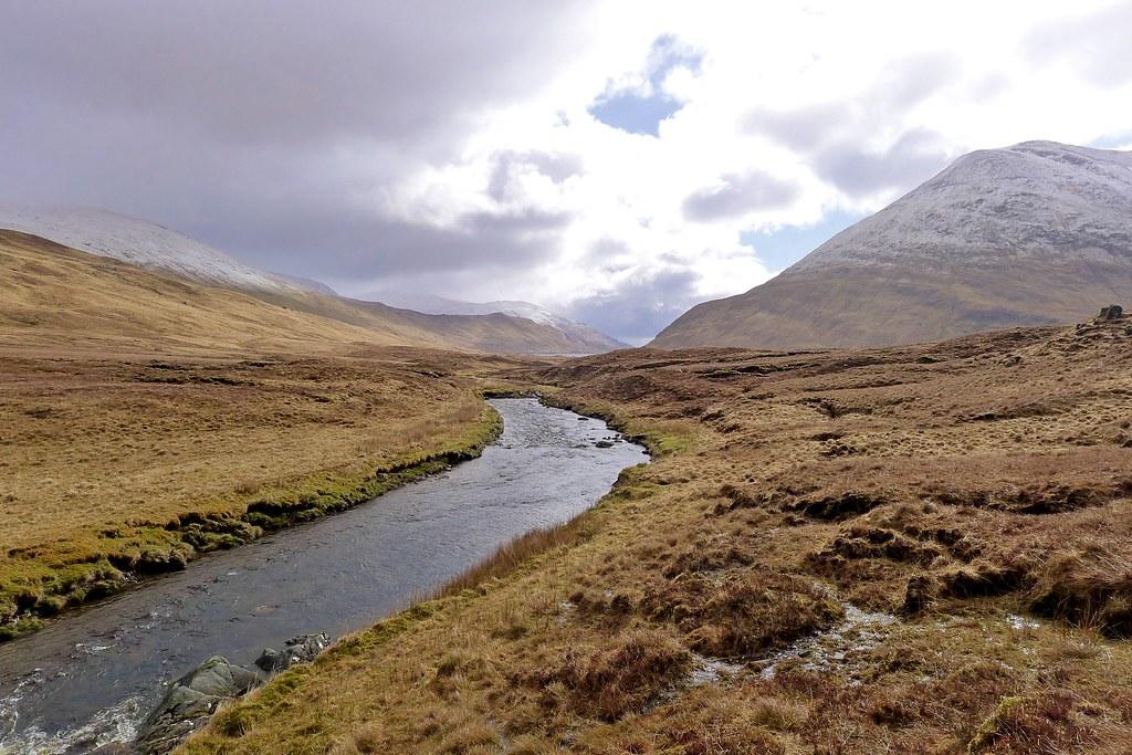 Gobh-alltan near Loch Mullardoch