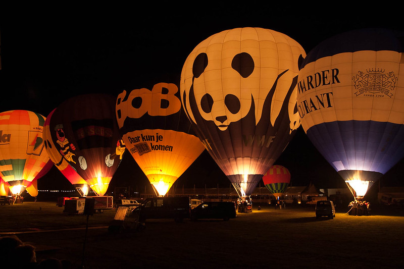 Ballonfestival Joure