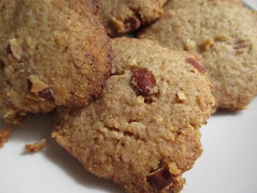 biscotti vegan mandorle