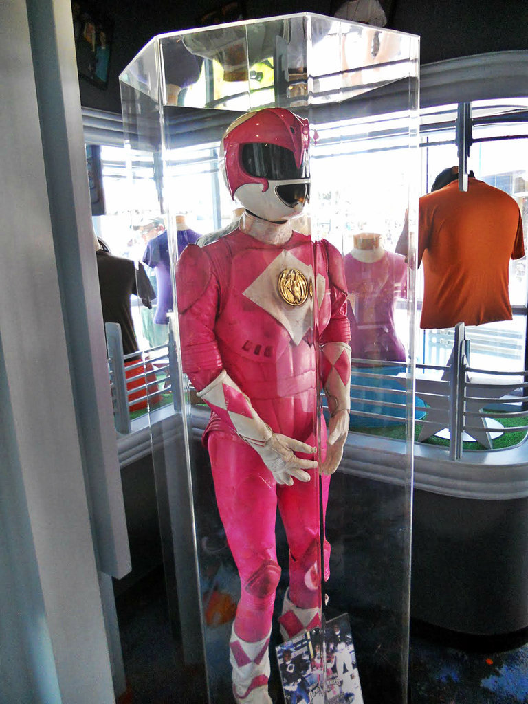 The real Pink Ranger costume from the Mighty Morphing Power rangers movie & GryphonEXEu0027s Favorite Flickr photos | Picssr