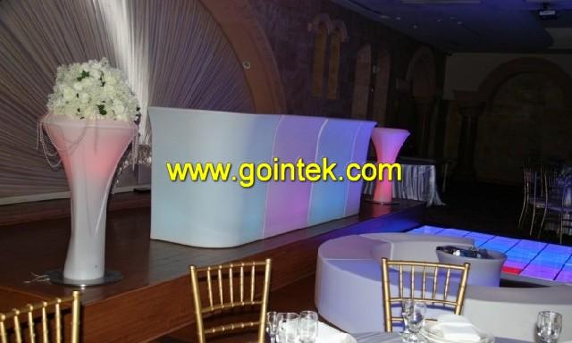 Decorative illuminated led light for bar counter flickr