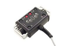 [11470] Handheld Remote (Left, Angled)