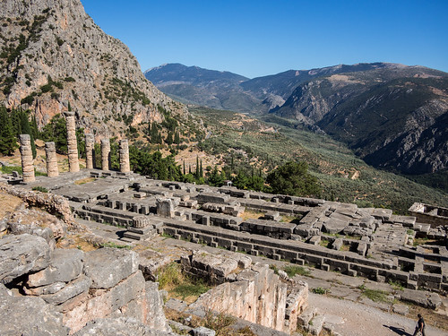 travel honeymoon delphi greece archeology fokida thessaliastereaellada