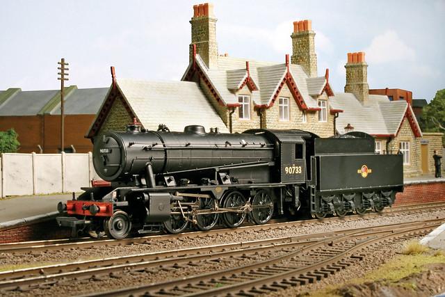 N scale british locomotives magazine