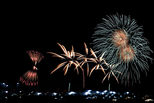 さいたま市政令指定都市10周年花火大会