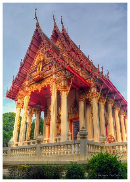 Temple #33 (Detail)