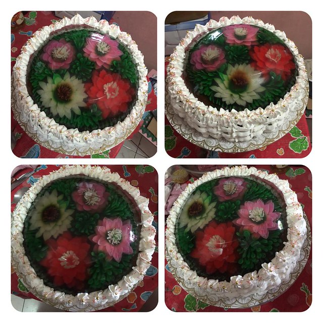 3D Gelatin Cake by Beverly Guico