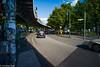 die berliner U- und Hochbahn am Schlesischen tor