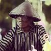 Mbah Kung masih kuat nggenjot becak