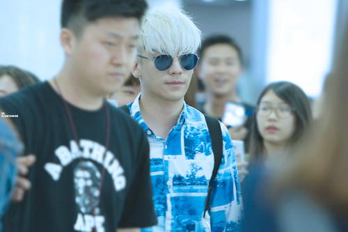 Big Bang - Gimpo Airport - 20may2015 - Seung Ri - Planetarium_SR - 02