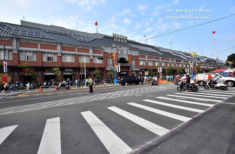 台中新建國市場火車站12
