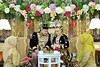 Kacar-kucur procession.  Indonesian Javanese wedding ceremony. Wedding photo for Dwita & Satya at Katen Jawa Tengah. Wedding photo by @poetrafoto, http://wedding.poetrafoto.com  Please follow IG: @poetrafoto for more pre+wedding photos update! Thank you :