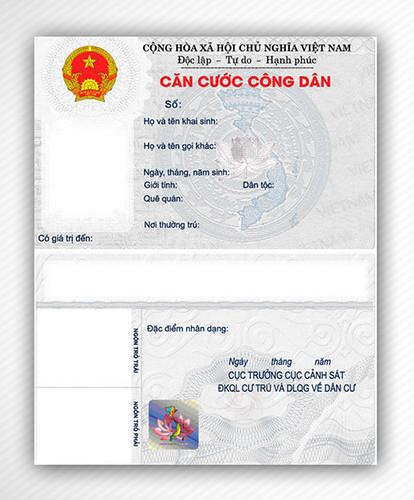 dịch thuật công chứng chứng minh thư căn cước tại Hà Nội