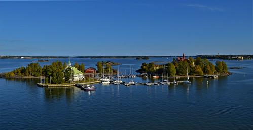 The archipelago of Helsinki