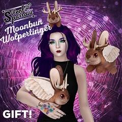 Free for SaNaRae Birthday Round! Wolpertingers!