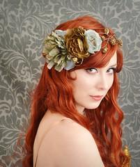 Floral headband-Hazel (3)