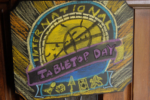 March 30: International Tabletop Day