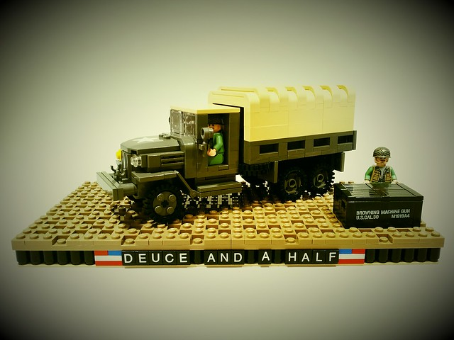 "GMC CCKW ""Deuce and a Half"""