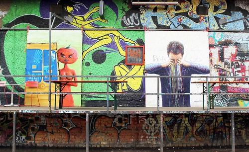 Граффити Берлин0764