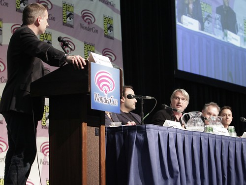 WonderCon TV Guide Magazine panel