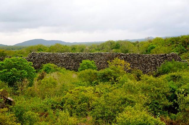 Wall of Tears, Galapagos