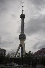 TV Tower, Tashkent