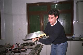 Markel Olano tortillari buelta ematen