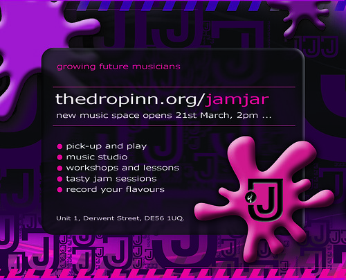 Jamjar Opening by thedropinn