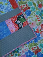 Honey Honey quilting