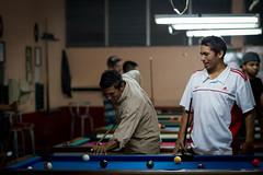 Pool Hall, Jinotega Nicaragua