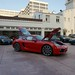 NEW 2014 Porsche Cayman S 981 FIRST PICS in Beverly Hills 90210 Guards Red 1189
