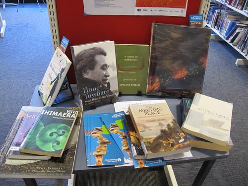 Maori books