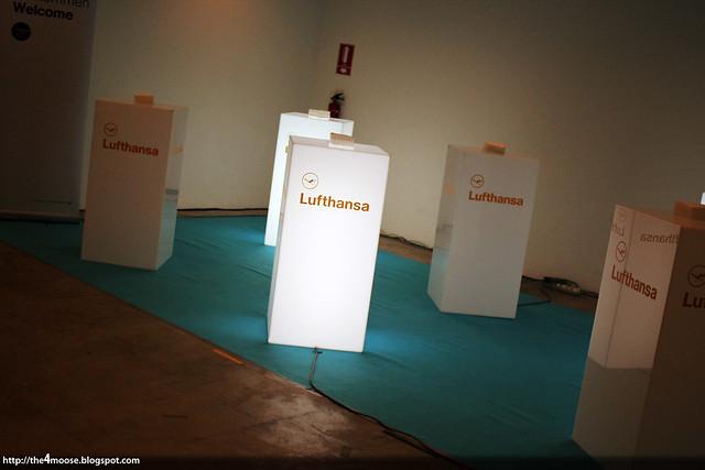 Savour 2013 - Lufthansa Booth