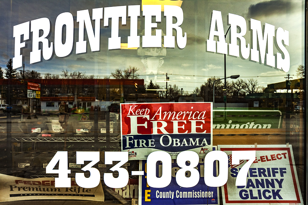 FRONTIER-ARMS--Cheyenne