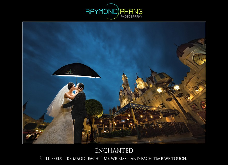 Bridal Pre-Wedding by Raymond Phang