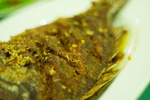 ปลาทอด จั๊วหลี Juo-Lee