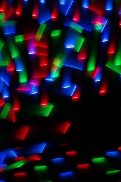 光繪- 總之, 把會亮的都拿來玩吧!
