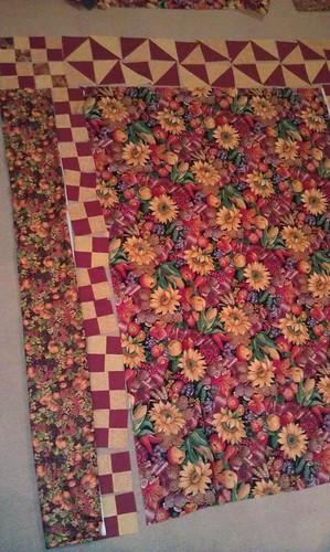 Aunty's quilt