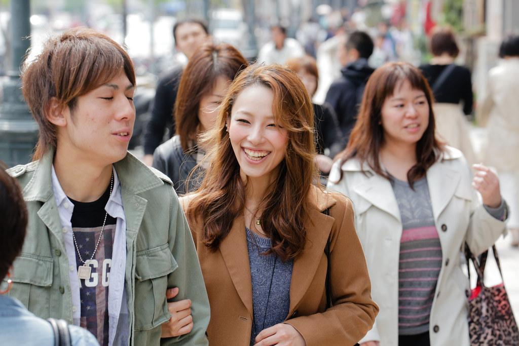 Sannomiyacho 1 Chome, Kobe-shi, Chuo-ku, Hyogo Prefecture, Japan, 0.003 sec (1/400), f/8.0, 155 mm, EF70-300mm f/4-5.6L IS USM