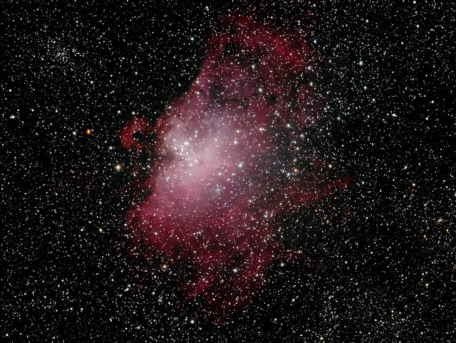 m16 eagle nebula face - photo #15